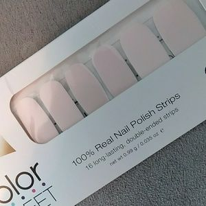 New Color Street nail strips, Soleil Ballet